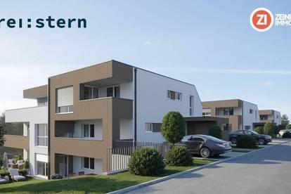 Drei:stern - Neubau 3 Zimmerwohnung in Engerwitzdorf