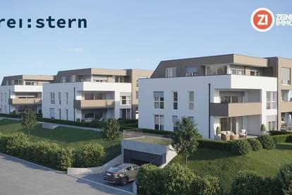 Drei:stern - Neubau 4 ZI-Wohnung in Engerwitzdorf