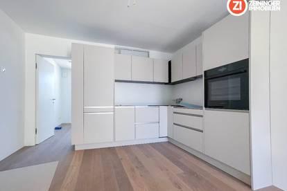 RESIDENZ STIFTERSTRASSE - ERSTBEZUG - 2- Zimmer Wohnung inkl. Klimaanlage und Küche