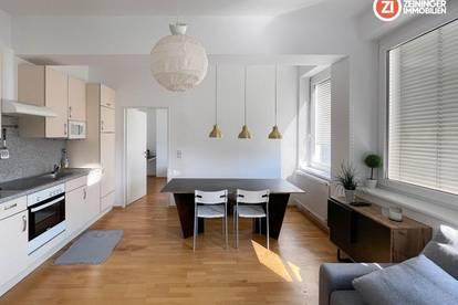 2 Zimmer Wohnung mitten im Zentrum zu vermieten