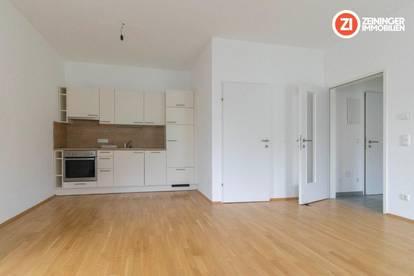 2- Zimmer Wohnung mit Küche in zentraler Lage