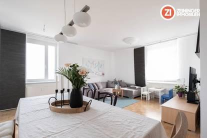Lichtdurchflutete 3- Zimmerwohnung mit Wintergarten und TG-Stellplatz
