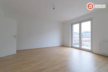 Schöne 3- Zimmer Wohnung mit möblierter Küche und Balkon - Darrgutstraße