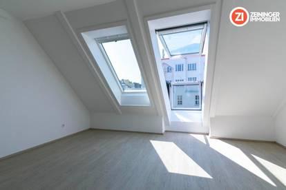 Chice Maisonette Wohnung im Herzen von Linz