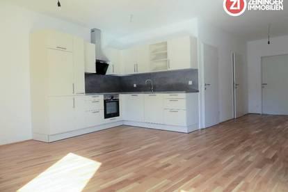Tolle Neubau 2- Zimmer Wohnung mit Küche und Balkon