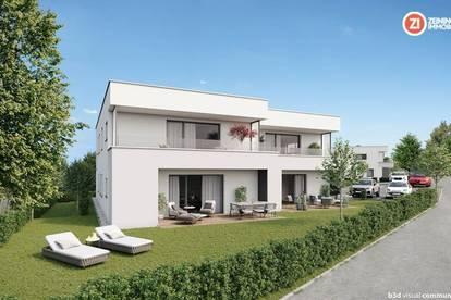 Projekt AULEITEN 20 - hochwertige 4 Zimmer Gartenwohnung mit Parkplatz / provisionsfrei