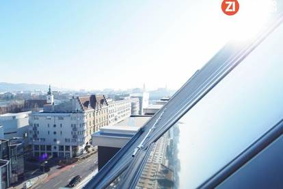 Traumhafte Penthouse DG-Wohnung in Linz Urfahr - unbefristetes Mietverhältnis