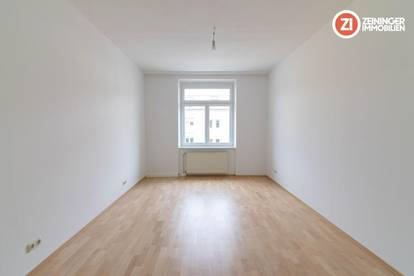 Gut aufgeteilte 3- Zimmer Wohnung in ruhiger und zentrumsnaher Lage - Linz