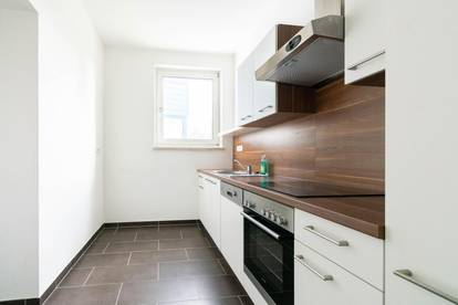 Charmante 2-ZI Wohnung mit Küche & top Aussicht