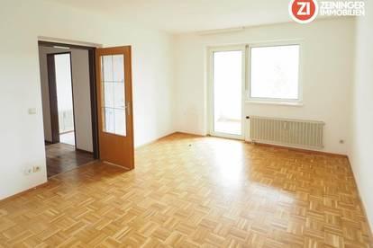 PROVISIONSFREIE 3 ZI - Wohnung mit Loggia und Parkplatz in Grieskirchen