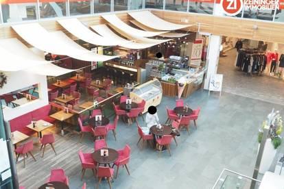 TOP Lokal/Gastro in Linzer Einkaufszentrum - ATRIUM CITY CENTER