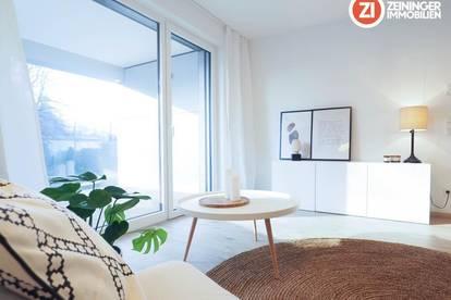 Traumhafte 84 m² Wohnung in Linz   Erstbezug I Küche I Beleuchtung I Loggia