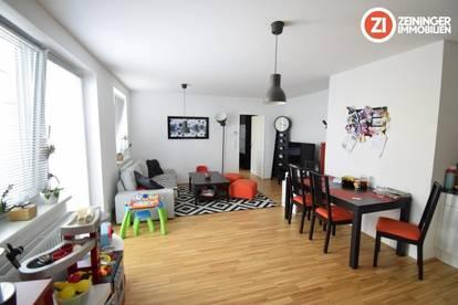 TOP 3 ZI-Terrassenwohnung am Ennser Hauptplatz - mit Küche - unbefristetes Mietverhältnis