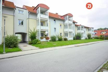 Provisionsfreie 3 ZI - Wohnung inkl. Loggia und Tiefgaragenparkplatz!