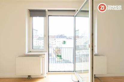 Helle 4-Zimmer Balkonwohnung mit idealer Raumaufteilung