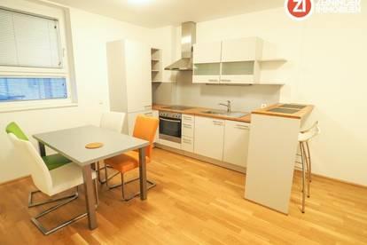 *1 MONAT MIETFREI!* 2 ZI - Wohnung in zentraler Lage mit Balkon und schönem Ausblick