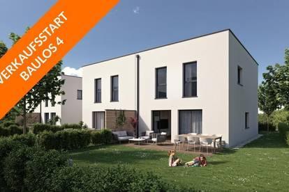 Baulos 4  - Geförderte Doppelhaushälfte in Strassham