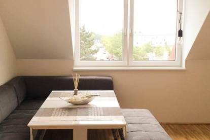 ACHTUNG - Gepflegte 2 ZI-Neubauwohnung mit Küche und Emporé