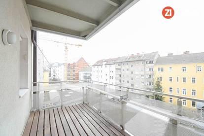 2-Zimmer-Wohnung - Sehr ruhig und absolut zentral