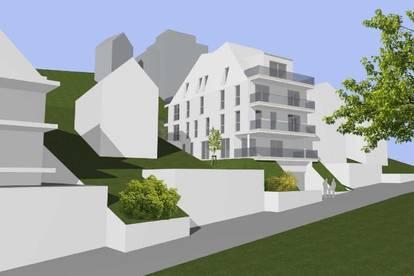 Baubewilligtes Projekt am Pöstlingberg - Wohnobjekt für 3 Wohneinheiten-Bestandsvilla