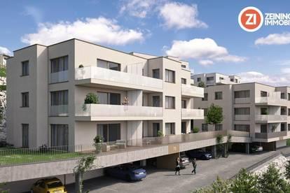 Frischluft - 3-Zimmer-Gartenwohnung über den Dächern von Linz