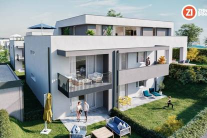 VOGELNEST - 4 Zimmer Wohnung mit Balkon B3 Top 1  - PROVISIONSFREI