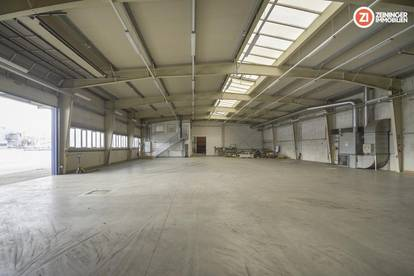 Hochwertige Produktions- und Lagerhallen - ca. 1880m² in Marchtrenk