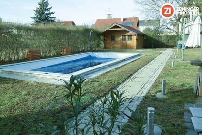 Villa Paradiso mit Pool