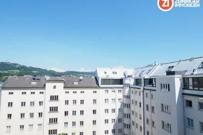 ACHTUNG ab sofort inkl. Küche / Erstbezug nach Sanierung - 3 ZI-Wohnung in Urfahr