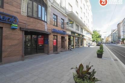 Geschäft in BESTLAGE direkt an der Landstraße