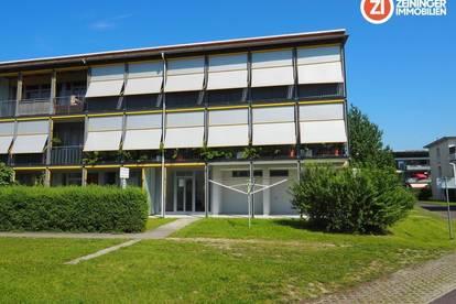 MIETKAUF- Geförderte 2 ZI - Wohnung inkl. Loggia und TG Parkplatz - Provisionsfrei