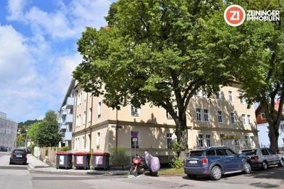 AUBERG Linz - Neu sanierte Altbau-Wohnung in bevorzugter Urfahraner Lage