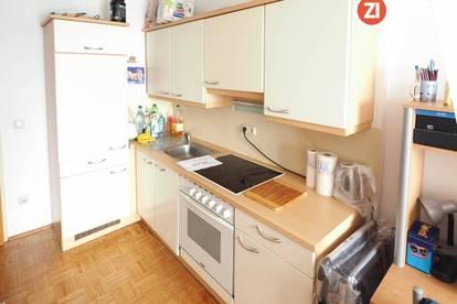 Schöne 35m²- Wohnung - nähe Infracenter inkl. Küche, Balkon und Parkplatz