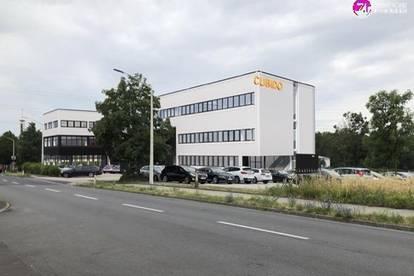 Erstklassiges Neubau-Büro - Erstbezug 620m² auf einer Ebene