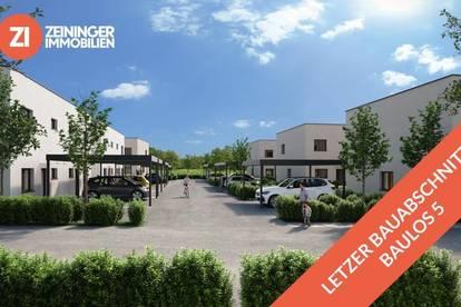Letzter Bauabschnitt - Geförderte Doppelhaushälfte mit Weitblick in Strassham