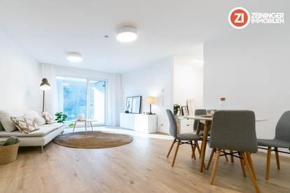 Traumhafte großzügige 3 Zimmer -Wohnung in tolle Lage inkl. Küche und Loggia!