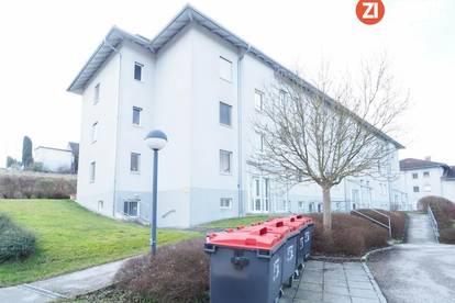 Provisionsfreie und geförderte 3 ZI - Wohnung mit Loggia inkl. Küche und Parkplatz in Grieskirchen