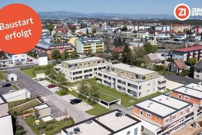 Wohntraun(m) - Neubau 3 ZI Wohnung mit Loggia - Zentrumslage