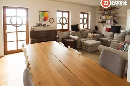 Einzigartiges Bauernhaus in exklusiver Alleinlage in Steyregg