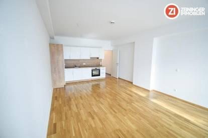 1- Zimmer Wohnung inkl. Küche im Linzer Zentrum!