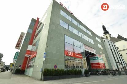 Schönes Geschäftslokal 45m² in Linzer Einkaufszentrum - ATRIUM CITY CENTER
