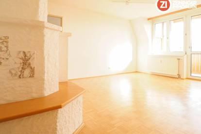 PROVISIONSFREI - geförderte 3 Zimmer Wohnung inkl. Garagenplatz in Hagenberg