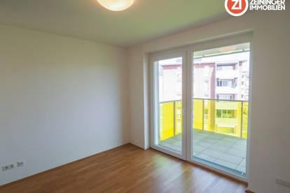 *1 MONAT MIETFREI!*  Moderne 2 ZI-Wohnung in toller Lage mit Balkon und Küche