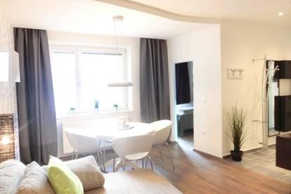 Stylische, vollausgestattete 53 m2 Wohnung am Donaukanal mit Innenhof-Lage (sehr ruhig) in Nähe des 1. Bezirks