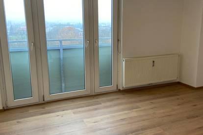 Neu sanierte Wohnung mit Panoramablick