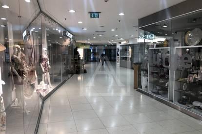 Verkaufsflächen zwischen 50,6 und 223,1 qm im frequentiertesten Center Kufsteins