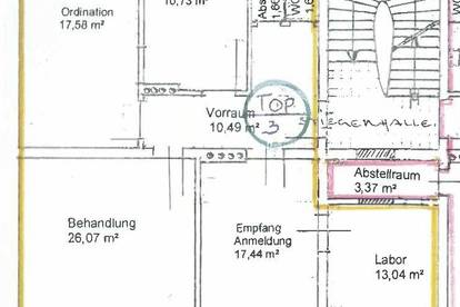 Büro/Praxis/Kanzlei in Kufstein zu vermieten - zentrale Lage