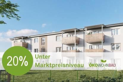 Ökologisch wohnen - langfristig investieren!