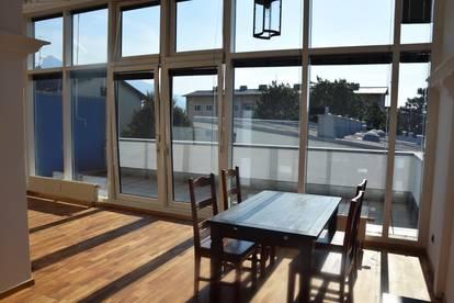 HERRNAU: Exklusives 2-Zimmer-Terrassen-Loft in Top-Lage