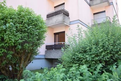 PARSCH: Praktische 1-Zimmer-Balkon-Wohnung in Top-Lage, neu saniert